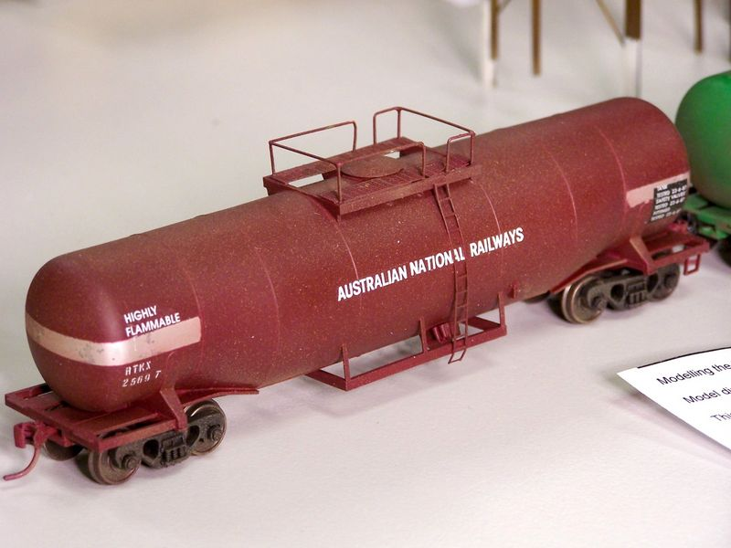 ANR fuel tank