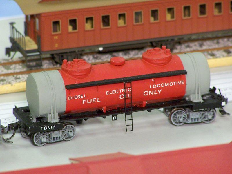 TDf Fuel tank