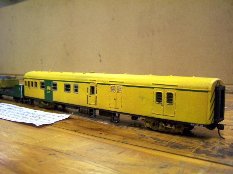 Australian National AVOP 39 Relay Van unknown owner.