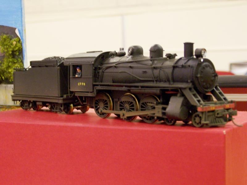 Commonwealth Railways Cn class No.78 modified Roundhouse kit