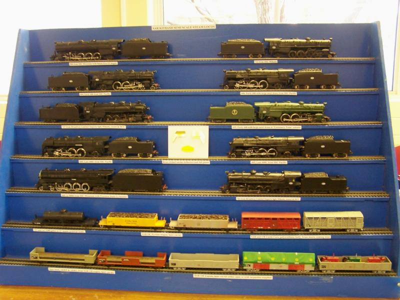 Range of offerings from Semiscale for the Ho scale modeller