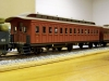 Early SAR Clemenson style SAR pass car,4mm scale scratchbuil