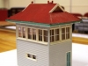 Goodwood Cabin, HO scale, End of Line Hob. kit by Hugh Willi