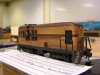 SAR 350 class shunter HO scale scratchbuilt with Bachmann ch
