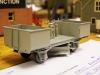 SAR Ballast plough, HO scale, under construction by David Go