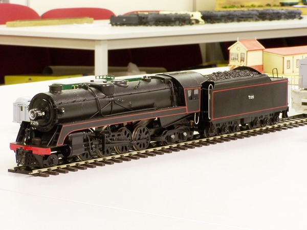 720 Class (scratchbuilt by L. Glasson) Brian Thomas