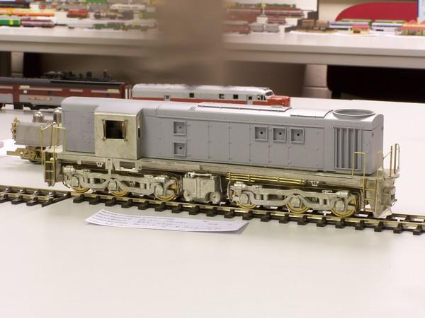 830 Class O-Aust Kit variation Brian Thomas