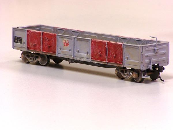 OB58  B. Burton kit. D Norris