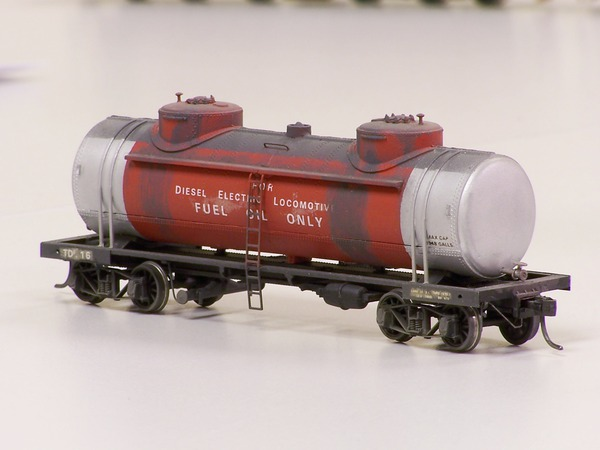TDf16 modified 3 dome Athearn G. Thrum