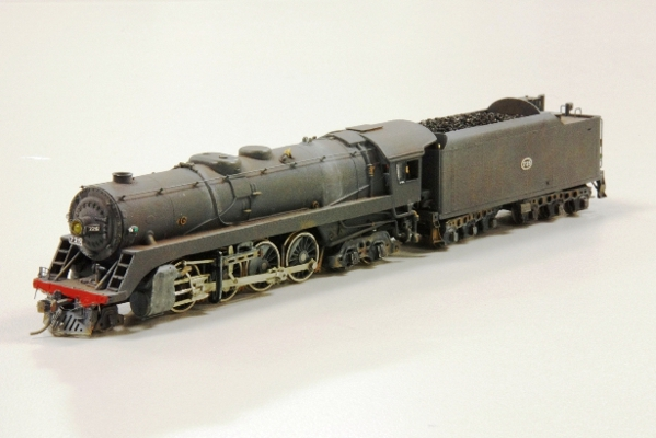 720B Class  Rocky River Models kit by Kev Kavanagh 2