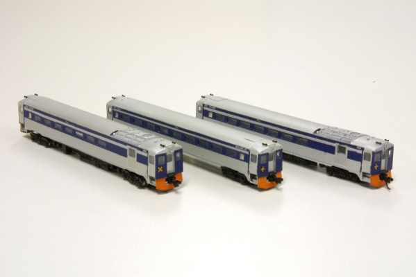 Bluebird Railcars (peter Boorman's Works) kits by Graham Coc