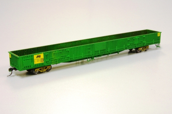 HO AOOX Rail Scale Model kit by Matt Turner