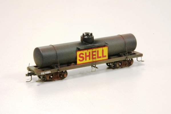 SAR (ExQR) Hon3 Shell tank by G Thrum