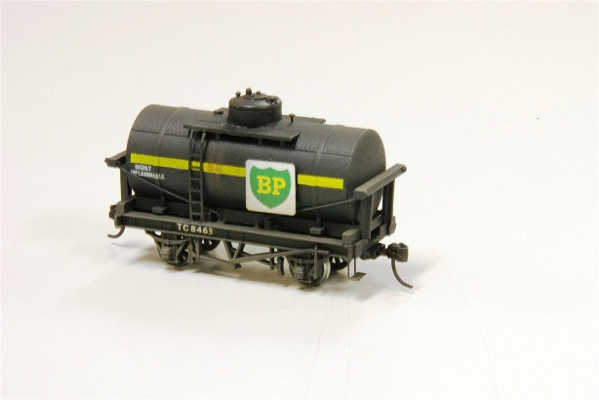 SAR oil tank converted from Mainline tank by G Thrum
