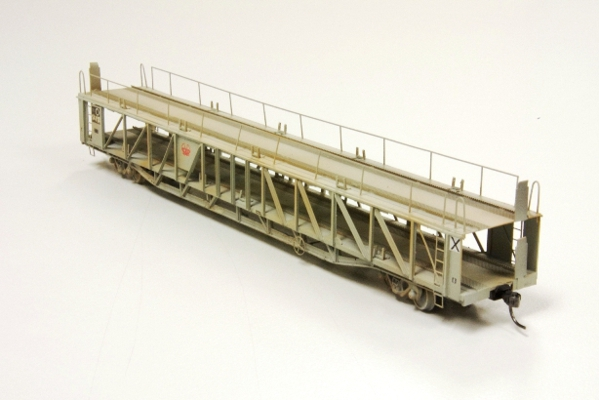 Strath Models  SAR Car carrier kit