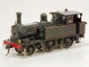 SAR P Class sratchbuilt brass by M Tingay painted G Thrum