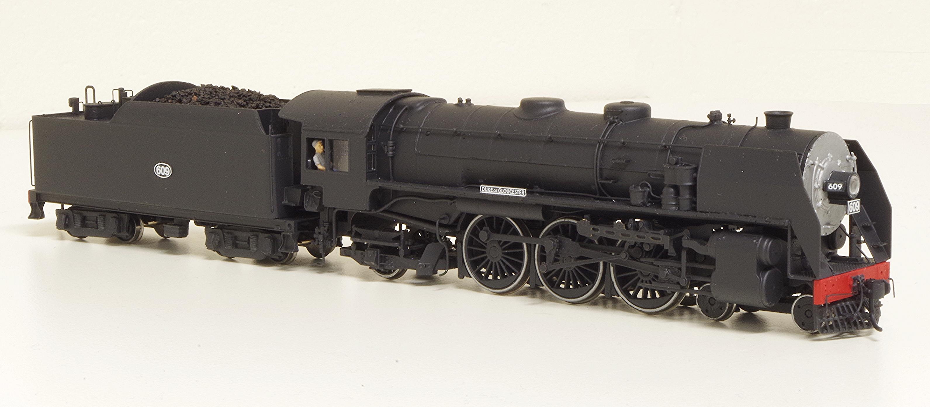 HO scale SAR 600C class No.609