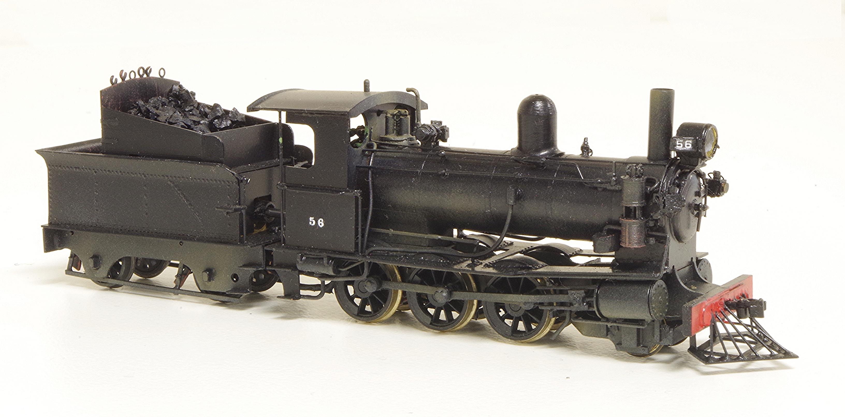 Wx Class 2-6-0 No.56