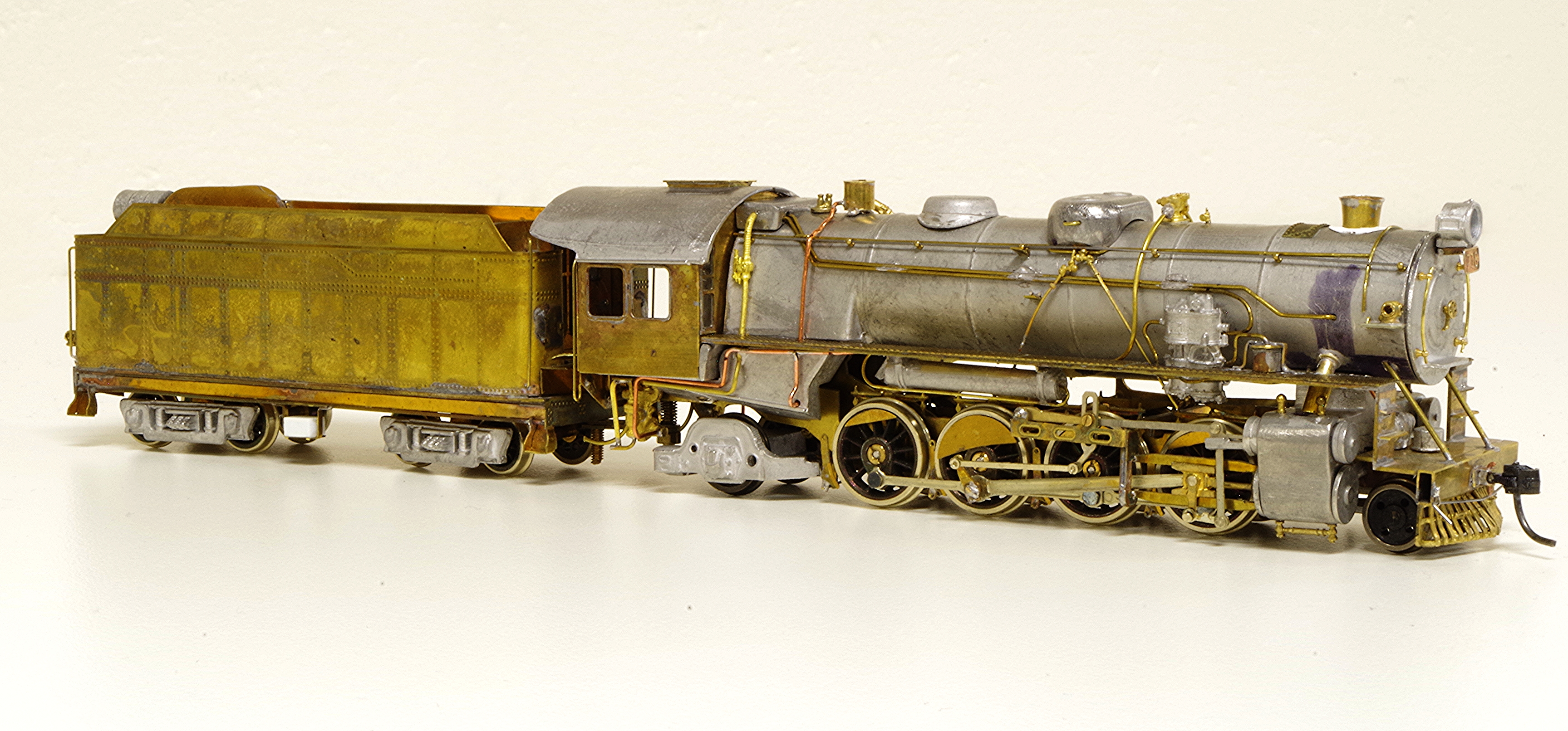 HO scale 710 Class BGM kit of No.718
