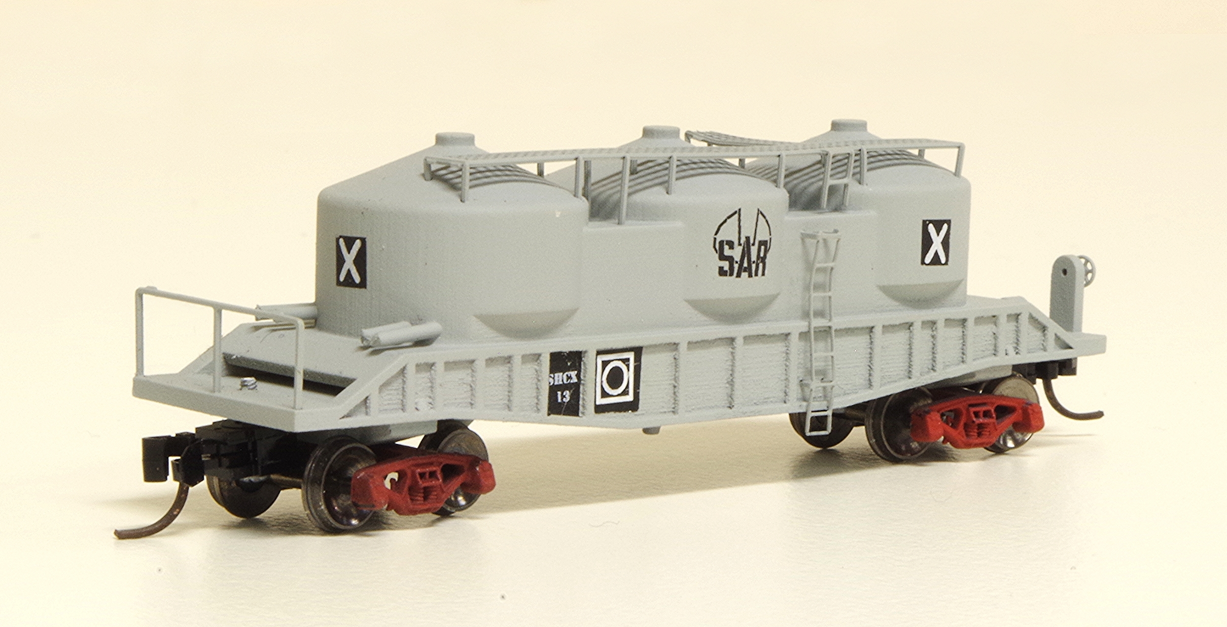 N scale SHCX Cement Hopper
