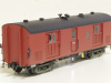 HO scale SAR first series 8300 class brake Van
