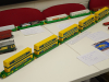 HO scale the Athearn Gunsdon III well Wagon